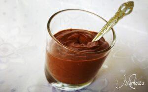 Домашен течен шоколад с маскарпоне