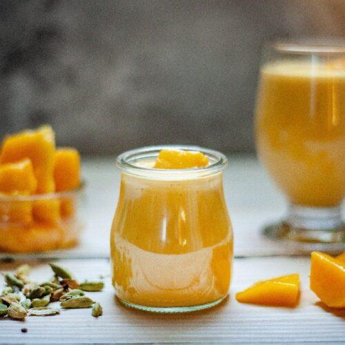 Домашен сок от манго
