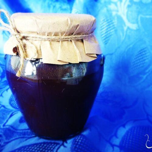Здравословен течен шоколад