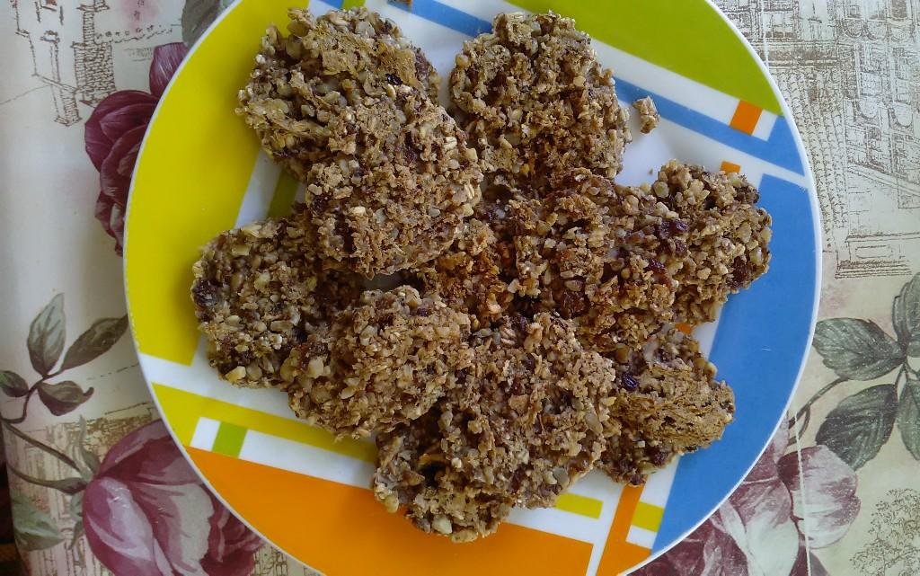 Здравословни овесени бисквити