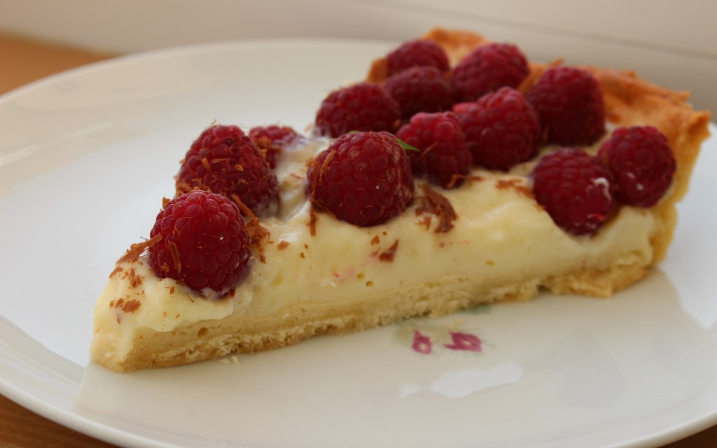 Малинов тарт