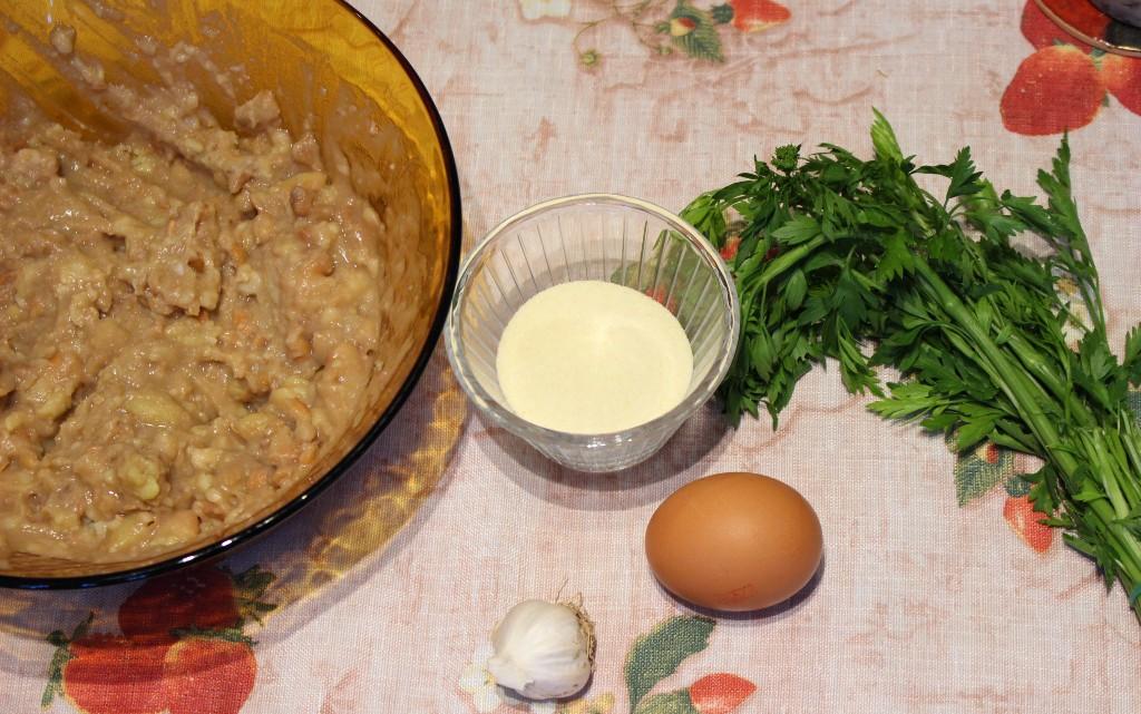 Мачкан боб с млечен сос
