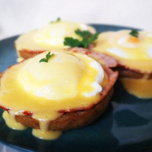 """Яйца """"Бенедикт"""""""