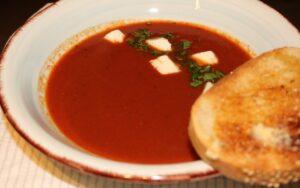 """""""Печена"""" супа"""