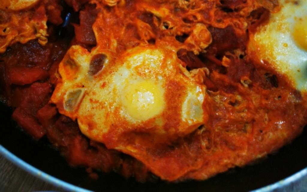 Яйца по арабски