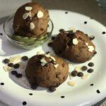 Безглутенови бисквити с шоколад