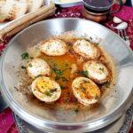Турска капама с яйца