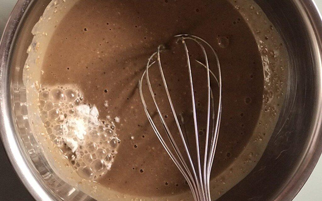 Веган протеинови палачинки с овесени ядки