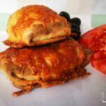 Палачинки с пилешко и гъби