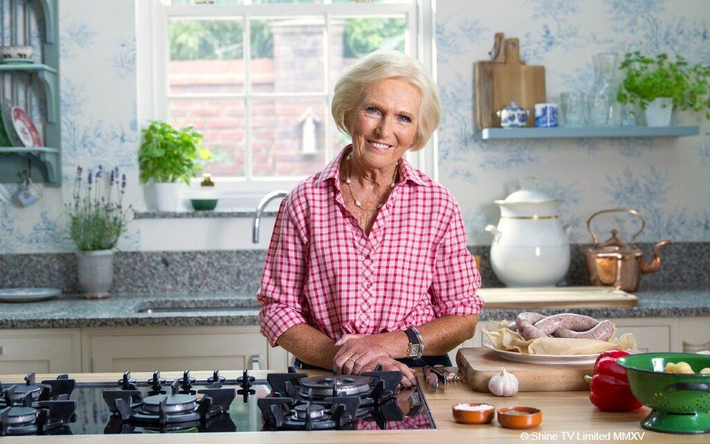 Мери Бери – любими рецепти