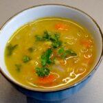 Шведска супа от грах