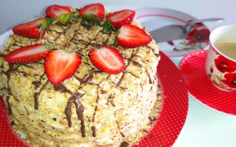 """Торта """"Наполеон"""""""