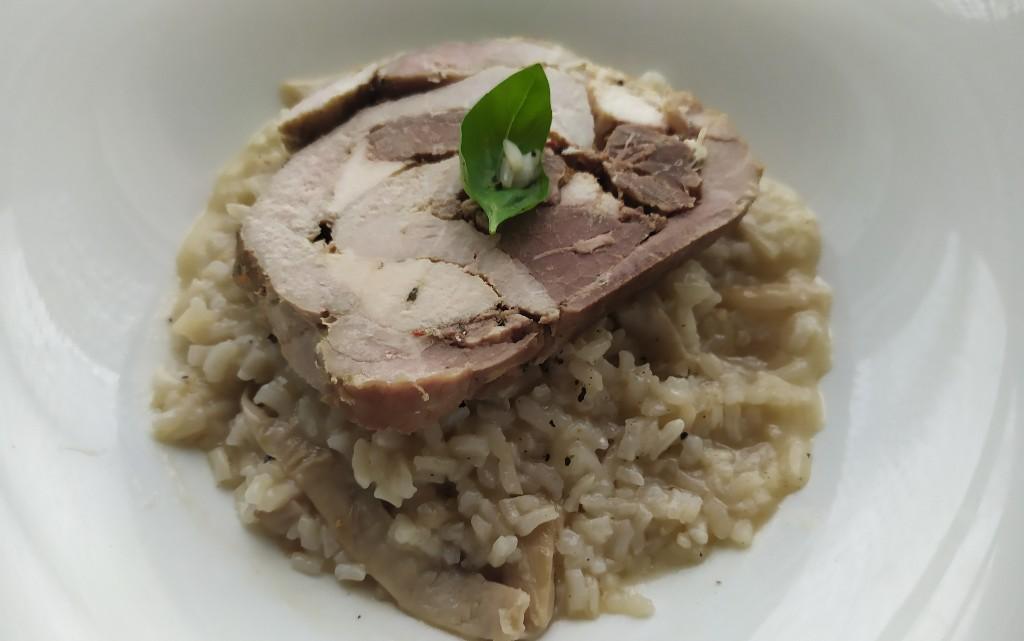 "Руло ""Асорти"" с три вида месо"