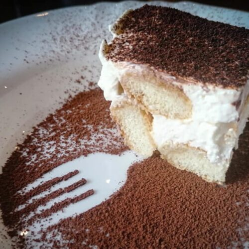 Домашна торта тирамису