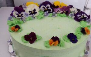 Гиздава домашна торта