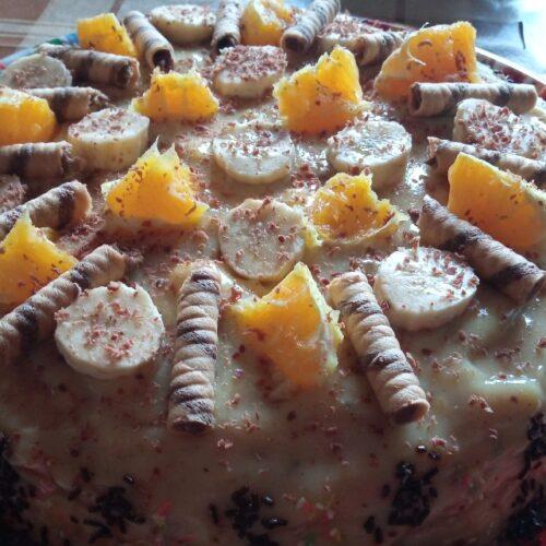 Домашна торта за специален повод