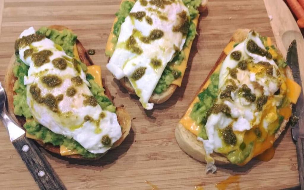 Здравословни сандвичи