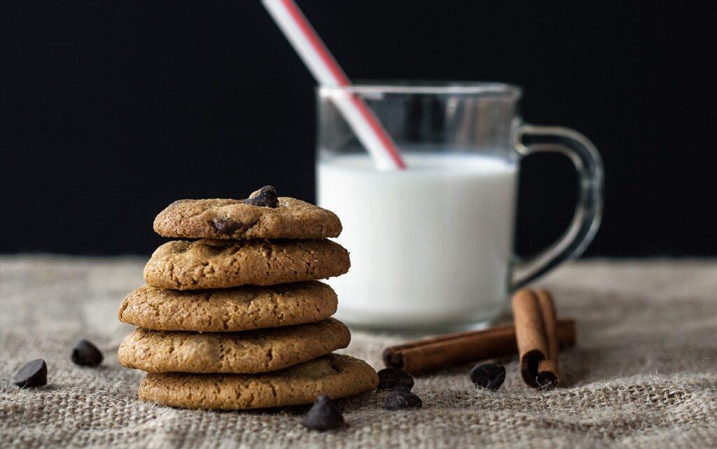 Бисквитки с кокосово масло и кленов сироп