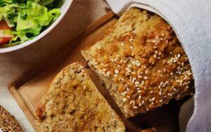 Домашен хляб от лимец