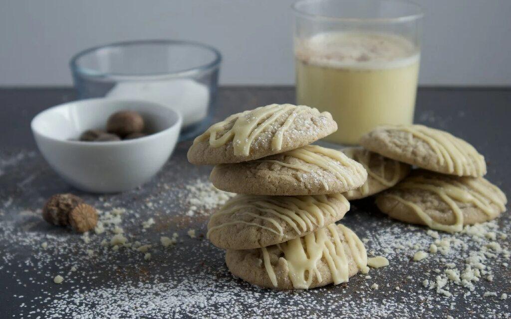 Маслени бисквити с бадеми и мед