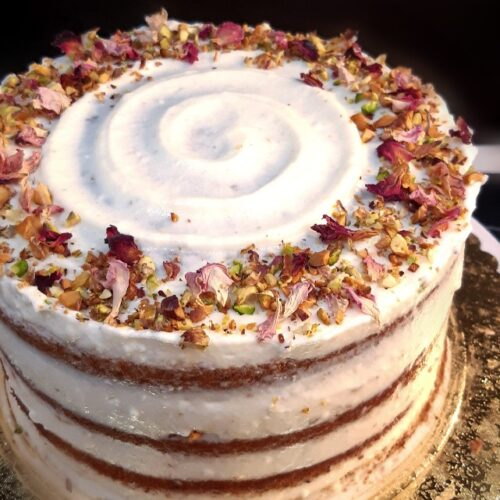 "Торта ""Роза"""