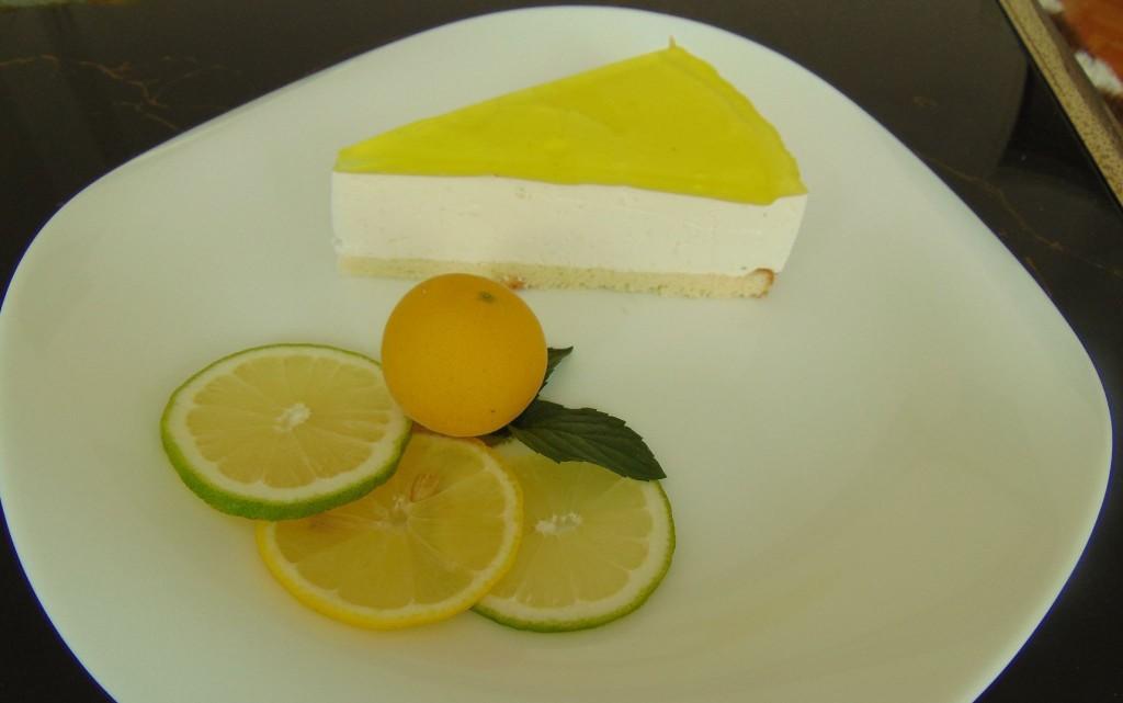 Лимонов сладкиш