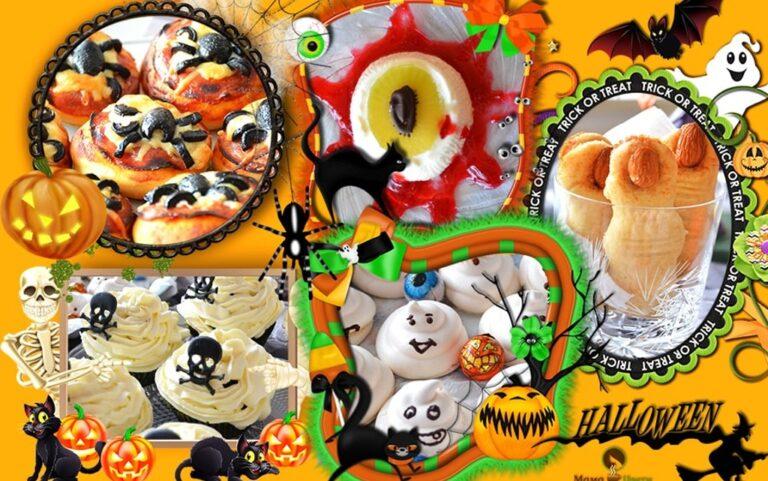 Пет щури идеи за Хелоуин